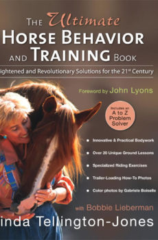 Cover of Linda Tellington Jones' Ultimate book