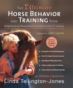 Cover of Linda Tellington Jones' Ultimate book